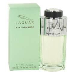 Jaguar Performance Cologne by Jaguar, 100 ml Eau De Toilette Spray for Men from FragranceX.com