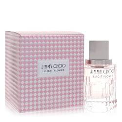 Jimmy Choo Illicit Flower Perfume by Jimmy Choo, 1.3 oz Eau De Toilette Spray for Women
