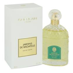 Jardins De Bagatelle Perfume by Guerlain, 100 ml Eau De Toilette Spray for Women from FragranceX.com