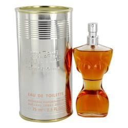 Jean Paul Gaultier Perfume by Jean Paul Gaultier, 75 ml Eau De Toilette Spray Refillable for Women