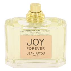 Joy Forever Perfume by Jean Patou, 75 ml Eau De Toilette Spray (Tester) for Women