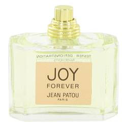 Joy Forever Perfume by Jean Patou, 75 ml Eau De Parfum Spray (Tester) for Women