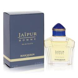 Jaipur Mini by Boucheron, .17 oz Mini EDT for Men