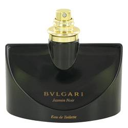 Jasmin Noir Perfume by Bvlgari, 3.4 oz EDT Spray (Tester) for Women