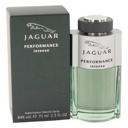 Jaguar Performance Intense Cologne by Jaguar, 75 ml Eau De Toilette Spray for Men