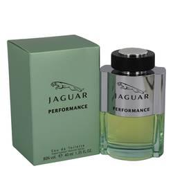 Jaguar Performance Cologne by Jaguar, 1.4 oz Eau De Toilette Spray for Men