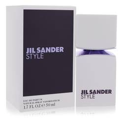 Jil Sander Style Perfume by Jil Sander, 50 ml Eau De Parfum Spray for Women