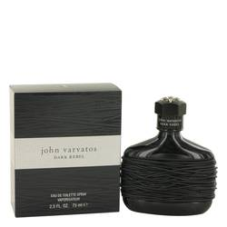 John Varvatos Dark Rebel Cologne by John Varvatos, 2.5 oz Eau De Toilette Spray for Men