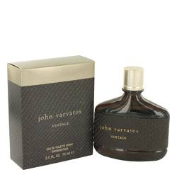 John Varvatos Vintage Cologne by John Varvatos, 75 ml Eau De Toilette Spray for Men