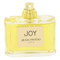 Joy Perfume by Jean Patou, 2.5 oz Eau De Toilette Spray (Tester) for Women