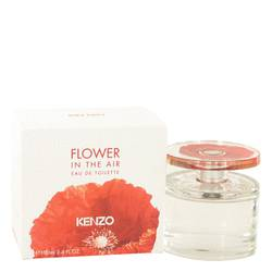 Kenzo Flower In The Air Perfume by Kenzo, 3.4 oz Eau De Toilette Spray for Women