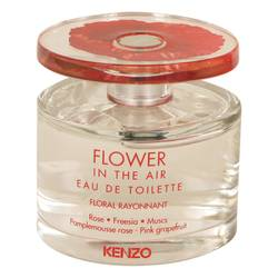Kenzo Flower In The Air Perfume by Kenzo, 100 ml Eau De Toilette Spray (Tester) for Women from FragranceX.com