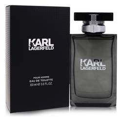 Karl Lagerfeld Cologne by Karl Lagerfeld, 3.3 oz Eau De Toilette Spray for Men