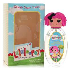 Lalaloopsy Perfume by Marmol & Son, 1.7 oz Eau De Toilette Spray (Crumbs Sugar Cookie) for Women