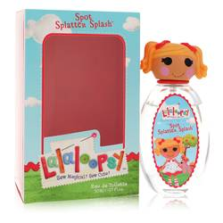 Lalaloopsy Perfume by Marmol & Son, 1.7 oz Eau De Toilette Spray (Spot Splatter Splash) for Women