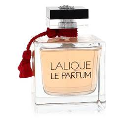 Lalique Le Parfum Perfume by Lalique, 100 ml Eau De Parfum Spray (Tester) for Women
