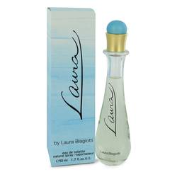 Laura Perfume by Laura Biagiotti, 1.7 oz Eau De Toilette Spray for Women