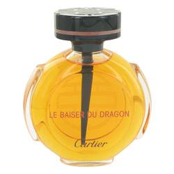 Le Baiser Du Dragon Perfume by Cartier, 3.4 oz EDP Spray (Tester) for Women