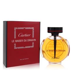 Le Baiser Du Dragon Perfume by Cartier, 3.3 oz EDP Spray for Women