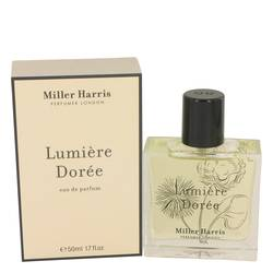 Lumiere Doree Perfume by Miller Harris, 50 ml Eau De Parfum Spray for Women