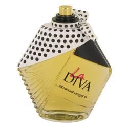 La Diva Perfume by Ungaro, 3.4 oz Eau De Parfum Spray (Tester) for Women