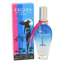 Island Kiss Perfume by Escada, 1.7 oz Eau De Toilette Spray for Women