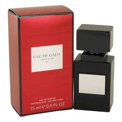 Eau De Gaga Mini by Lady Gaga, .5 oz Mini EDP Spray for Women