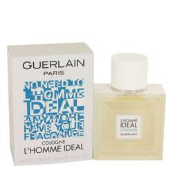 L'homme Ideal Cologne by Guerlain, 1.7 oz EDT Spray for Men