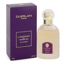 L'instant Perfume by Guerlain, 50 ml Eau De Parfum Spray for Women from FragranceX.com