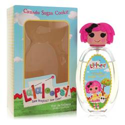 Lalaloopsy Perfume by Marmol & Son, 3.4 oz Eau De Toilette Spray (Crumbs Sugar Cookie) for Women