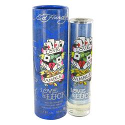 Love & Luck Cologne by Christian Audigier, 50 ml Eau De Toilette Spray for Men