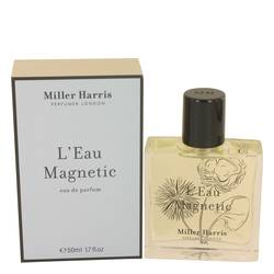 L'eau Magnetic Perfume by Miller Harris, 50 ml Eau De Parfum Spray for Women