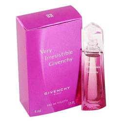 Very Irresistible Mini by Givenchy, 4 ml Mini EDT for Women from FragranceX.com