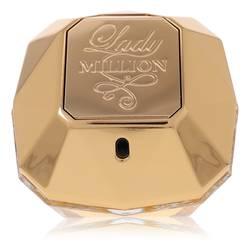 Lady Million Perfume by Paco Rabanne, 2.7 oz Eau De Parfum Spray (Tester) for Women