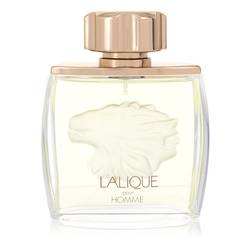Lalique Cologne by Lalique, 75 ml Eau De Parfum Spray (Lion Tester) for Men