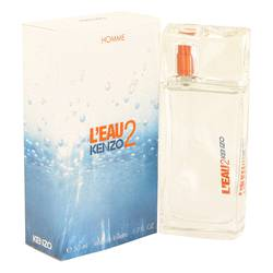 L'eau Par Kenzo 2 Cologne by Kenzo, 50 ml Eau De Toilette Spray for Men