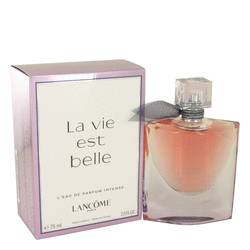 La Vie Est Belle Perfume by Lancome, 2.5 oz L'eau De Parfum Intense Spray for Women