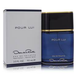 Oscar Pour Lui Cologne by Oscar de la Renta, 3 oz EDT Spray for Men