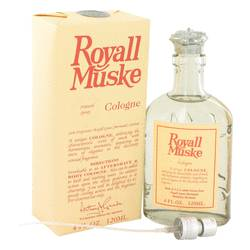 Royall Muske Cologne by Royall Fragrances, 4 oz All Purpose Lotion / Cologne for Men