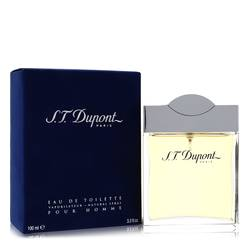 St Dupont Cologne by St Dupont, 3.4 oz Eau De Toilette Spray for Men
