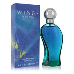 Wings Cologne by Giorgio Beverly Hills, 3.4 oz Eau De Toilette/ Cologne Spray for Men