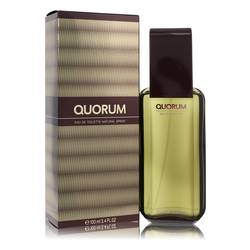 Quorum Cologne by Antonio Puig, 3.4 oz Eau De Toilette Spray for Men