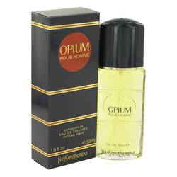 Opium Cologne by Yves Saint Laurent, 50 ml Eau De Toilette Spray for Men