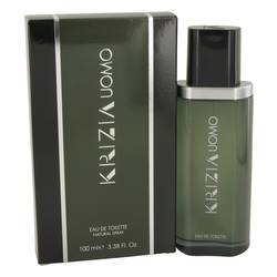 Krizia Uomo Cologne by Krizia, 3.4 oz Eau De Toilette Spray for Men