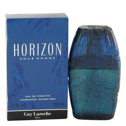Horizon Cologne by Guy Laroche, 50 ml Eau De Toilette Spray for Men