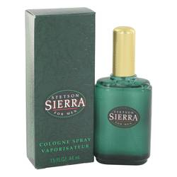Stetson Sierra Cologne by Coty, 44 ml Cologne Spray for Men