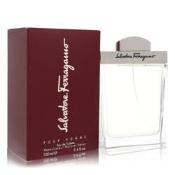 Salvatore Ferragamo Cologne by Salvatore Ferragamo, 3.4 oz Eau De Toilette Spray for Men