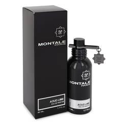 Montale Aoud Lime Perfume by Montale, 1.7 oz Eau De Parfum Spray (Unisex) for Women