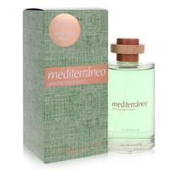 Mediterraneo Cologne by Antonio Banderas, 200 ml Eau De Toilette Spray for Men