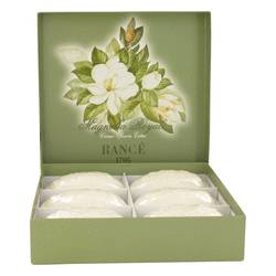 Rance Soaps Soap by Rance, 6  x 104 ml Magnolia Royale Soap Box for Women